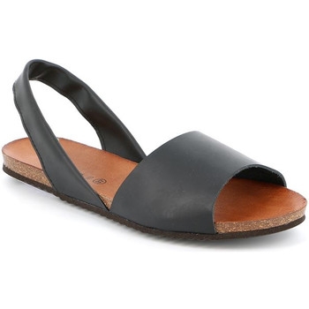Cipők Női Szandálok / Saruk Grunland SB1623 Fekete