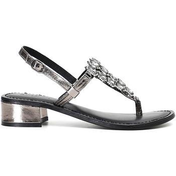 Cipők Női Szandálok / Saruk Café Noir XB1120 Fekete