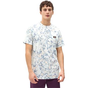Ruhák Férfi Rövid ujjú pólók Dickies DK0A4X9PB551 Kék