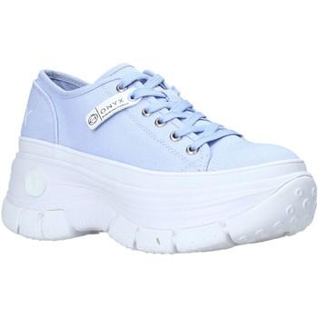 Cipők Női Rövid szárú edzőcipők Onyx S21-S00OX010 Ibolya