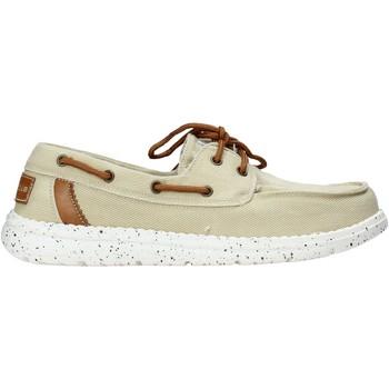 Cipők Férfi Mokkaszínek U.s. Golf S21-S00US321 Bézs