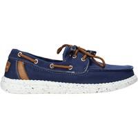 Cipők Férfi Mokkaszínek U.s. Golf S21-S00US321 Kék