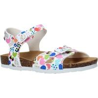 Cipők Lány Szandálok / Saruk Bionatura 22B 1005 Kék