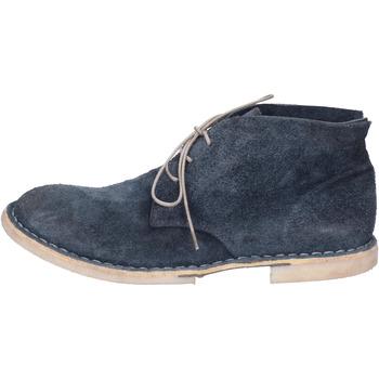 Cipők Női Bokacsizmák Moma BH333 Kék