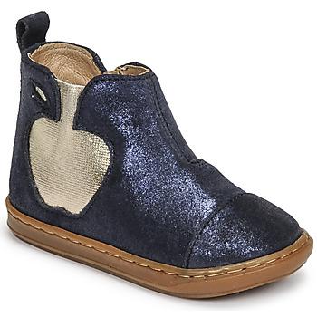 Cipők Lány Csizmák Shoo Pom BOUBA APPLE Kék