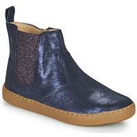 Cipők Lány Csizmák Shoo Pom PLAY CHELSEA Kék
