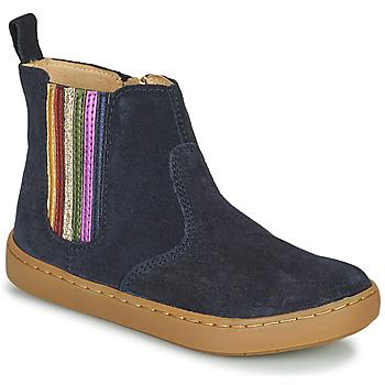Cipők Lány Csizmák Shoo Pom PLAY NEW SHINE Kék