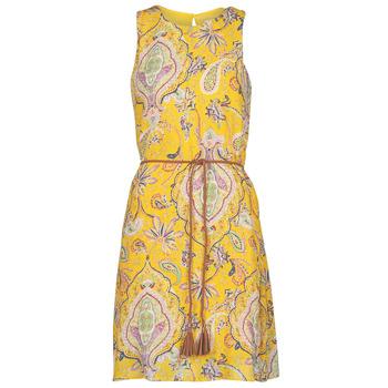 Ruhák Női Rövid ruhák Desigual ADRIANA Sokszínű