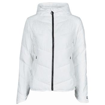 Ruhák Női Steppelt kabátok Desigual MANDALA Fehér