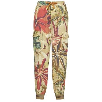 Ruhák Női Lenge nadrágok Desigual TOUCHE Sokszínű