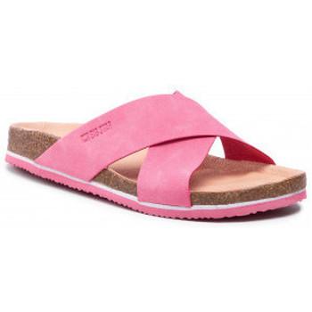 Cipők Női Papucsok Big Star HH274597 Rózsaszín