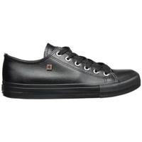 Cipők Női Rövid szárú edzőcipők Big Star V274871 Fekete