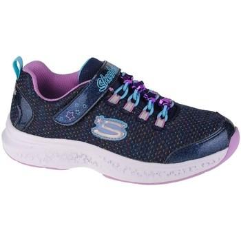 Cipők Lány Rövid szárú edzőcipők Skechers Star Speederjewel Kicks