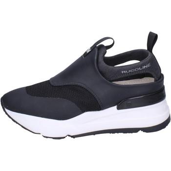 Cipők Női Belebújós cipők Rucoline BH357 Fekete