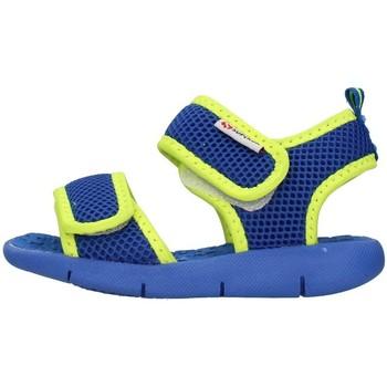 Cipők Fiú Szandálok / Saruk Superga S63S824 BLUE