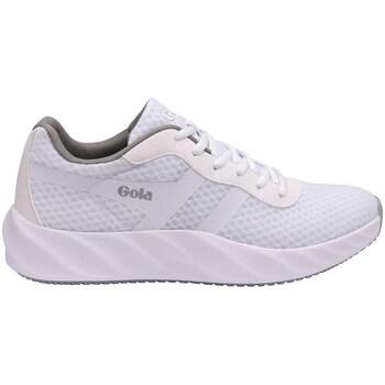 Cipők Női Futócipők Gola Draken Road Fehér