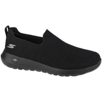 Cipők Férfi Belebújós cipők Skechers GO Walk Max Modulating Fekete