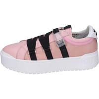 Cipők Női Rövid szárú edzőcipők Rucoline BH365 Rózsa