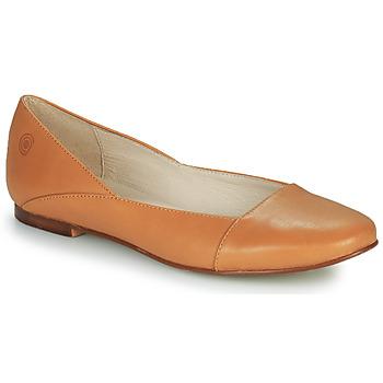 Cipők Női Balerina cipők  Casual Attitude TOBALO Barna