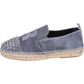 Cipők Férfi Gyékény talpú cipők Rucoline BH381 Szürke