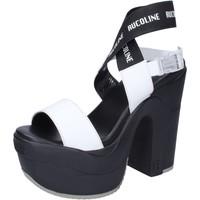 Cipők Női Szandálok / Saruk Rucoline BH385 Fehér