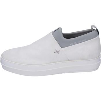 Cipők Férfi Belebújós cipők Rucoline BH386 Fehér