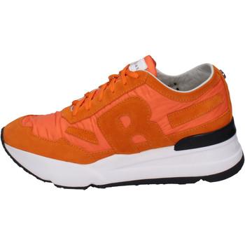 Cipők Férfi Rövid szárú edzőcipők Rucoline BH388 Narancs
