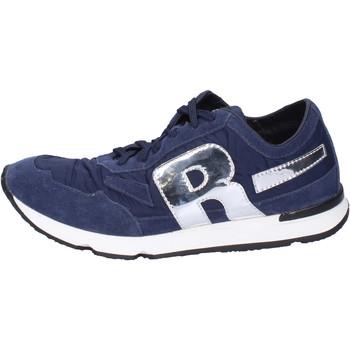 Cipők Férfi Rövid szárú edzőcipők Rucoline BH396 Kék