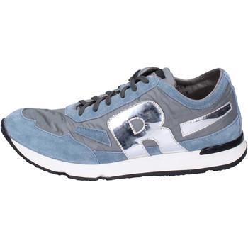 Cipők Férfi Rövid szárú edzőcipők Rucoline BH397 Kék