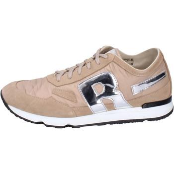 Cipők Férfi Rövid szárú edzőcipők Rucoline BH398 Bézs