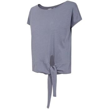 Ruhák Női Rövid ujjú pólók 4F H4L21 TSD023 Lila