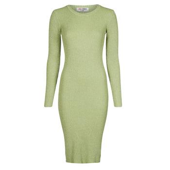 Ruhák Női Hosszú ruhák Yurban PAUWEL Zöld