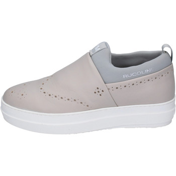 Cipők Női Belebújós cipők Rucoline BH409 Szürke