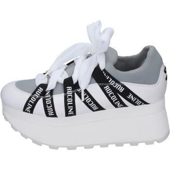 Cipők Női Belebújós cipők Rucoline BH412 Fehér
