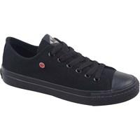 Cipők Férfi Rövid szárú edzőcipők Lee Cooper LCWL2031044 Fekete