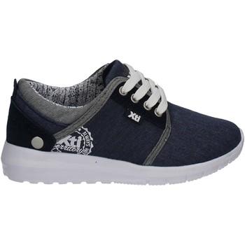 Cipők Gyerek Rövid szárú edzőcipők Xti 55030 Kék