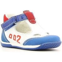 Cipők Gyerek Szandálok / Saruk Crazy MK0118A6E.W Kék
