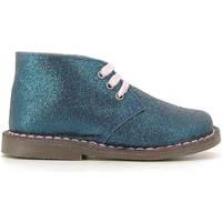 Cipők Gyerek Csizmák Grunland PO0579 Kék