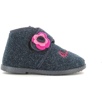 Cipők Gyerek Mamuszok Lulu LI230001S Fekete