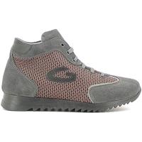 Cipők Lány Magas szárú edzőcipők Alberto Guardiani GK22340G Szürke