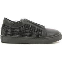 Cipők Gyerek Belebújós cipők Holalà HS050003L Fekete