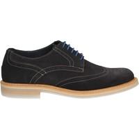 Cipők Férfi Bokacipők Rogers 8950A Kék