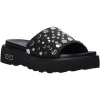 Cipők Női Papucsok Cult CLE104329 Fekete