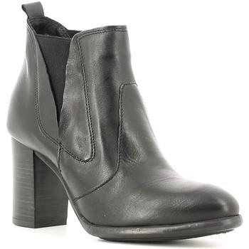 Cipők Női Csizmák Café Noir NHG112 Fekete