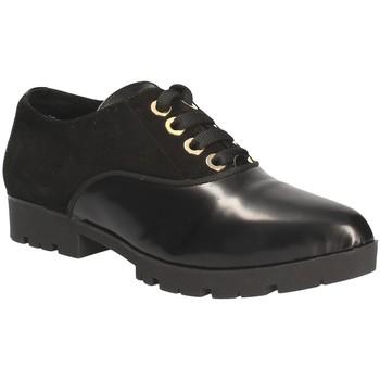 Cipők Női Oxford cipők Byblos Blu 6MBS41 Fekete