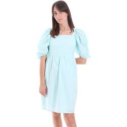 Ruhák Női Rövid ruhák Fracomina F321SD1004W40001 Kék