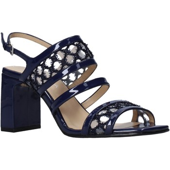 Cipők Női Szandálok / Saruk Apepazza S0MONDRIAN08/PAT Kék