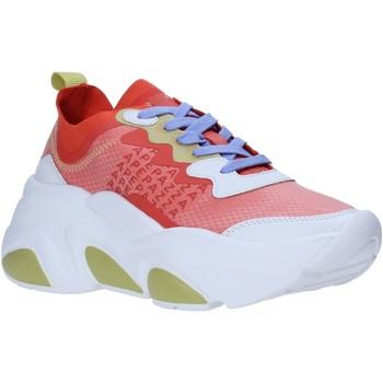 Cipők Női Rövid szárú edzőcipők Apepazza S0SUPEREASY01/MIX Narancssárga