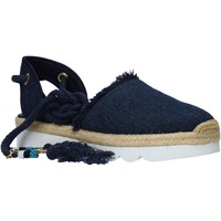 Cipők Női Gyékény talpú cipők Manila Grace S617DU Kék