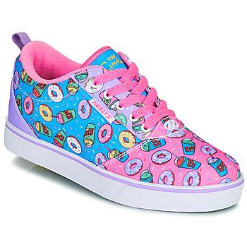 Cipők Gyerek Gurulós cipők Heelys Pro 20 Rózsaszín / Levendula / Kék